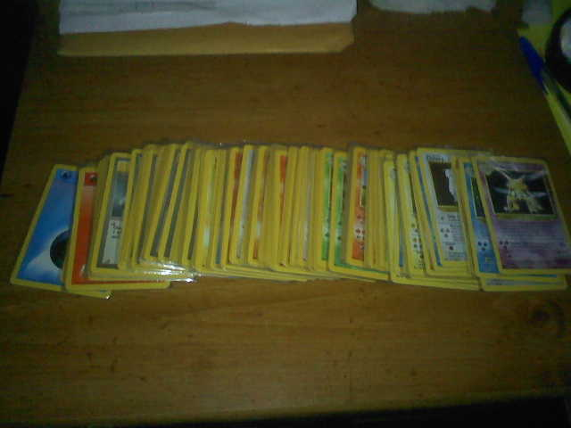 Mint Pokemon Cards