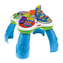 Fisher - Price Laugh & Learn Fun With Friends Musical Table