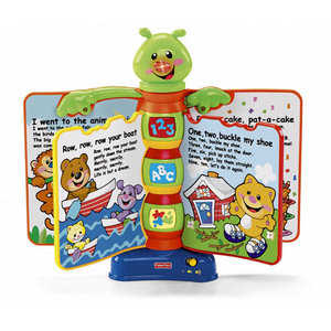The Fisher - Price Laugh & Learn Storybook Rhymes