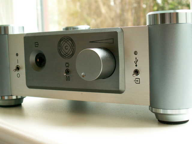 Meier Audio Corda Aria Headphone Amplifier Usb Dac