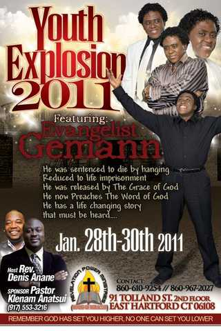 Youth Explosion 2010