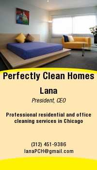 Perfectly Clean Homes