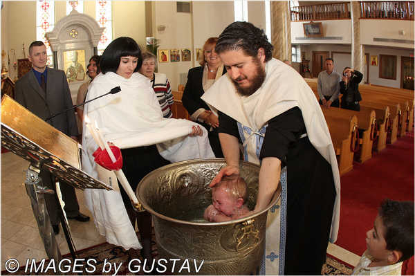 Christening Photography - Images By Gustav