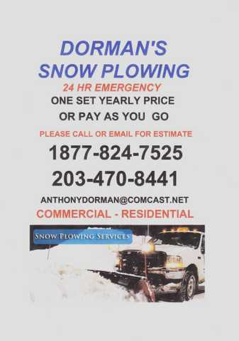 Snow Plowing24