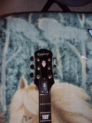 Brand New Epiphone Sg 400 With A Guitar Bag!
