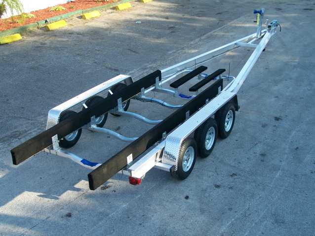 Used Aluminum Boat Trailers For Sale In Florida