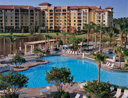 Wyndham Bonnet Creek - July 1 - 8