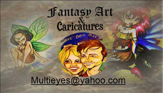 Fantasy Art Great For Gifts Or Tattoos