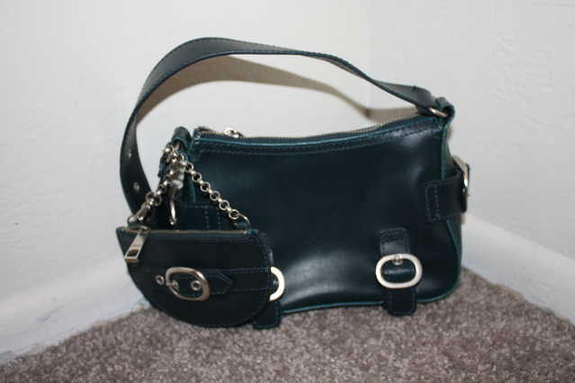 Mng Handbag With A Little Purse