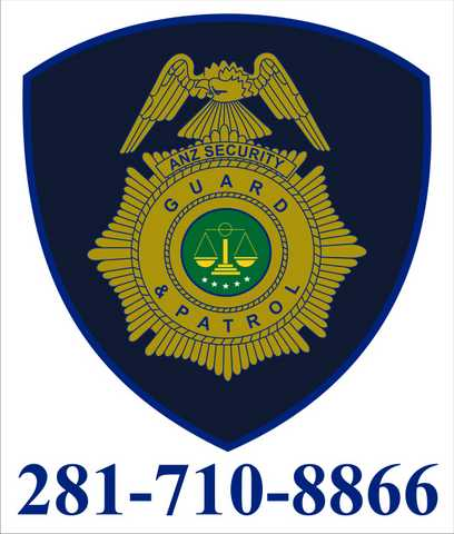 October Security Guard Special Call # 832 - 868 - 0786