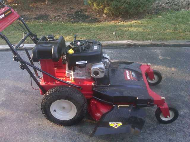 33 Craftsman Walk Behind Mower Used Craftsman 850 West