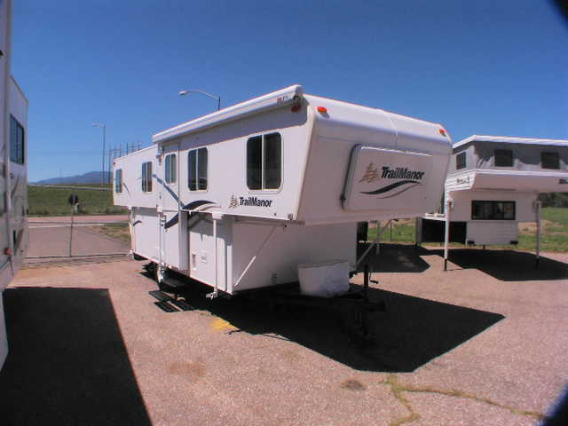 2004 Trailmanor 2619