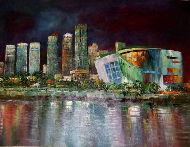 Miami Oilpaintings New Miami Adsinusa Com