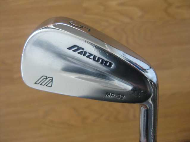 For Sale Mizuno Mp32 Dgs300 Steel 5 Iron Golf Club Very