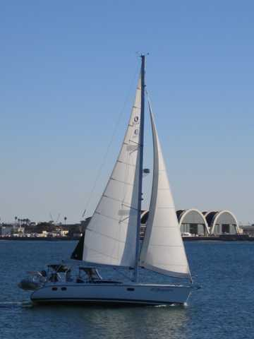 2001 Hunter 380 Sailboat For Sale