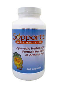 Msm - Support Arthritis Capsules - The Safer Arthritis - Pain Solution