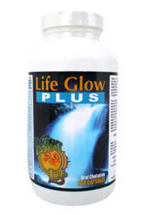 Oral Chelation - Life Glow Plus - Safely Remove Heavy Metals