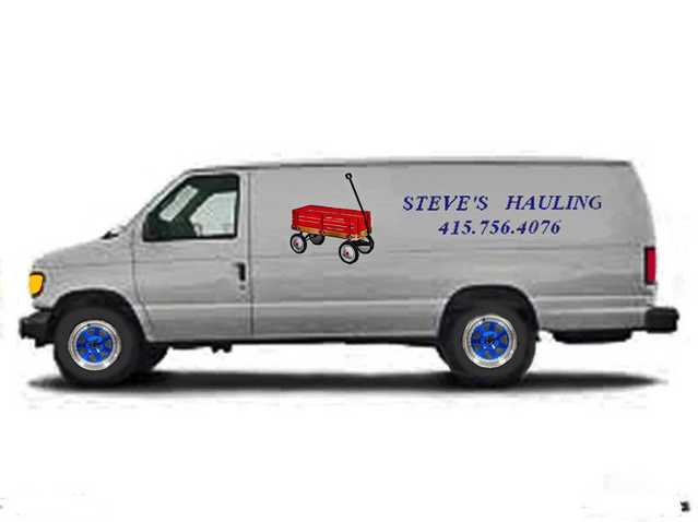 Steve's Hauling And Delivery
