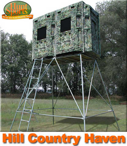 Deer Blinds Stands Feeders Tower Blynds Feeders Parts