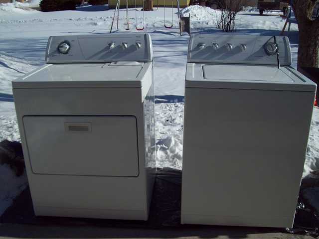 Whirpool Ultimate Care Ii Washer & Dryer For Sale! - $300 (Im - K A