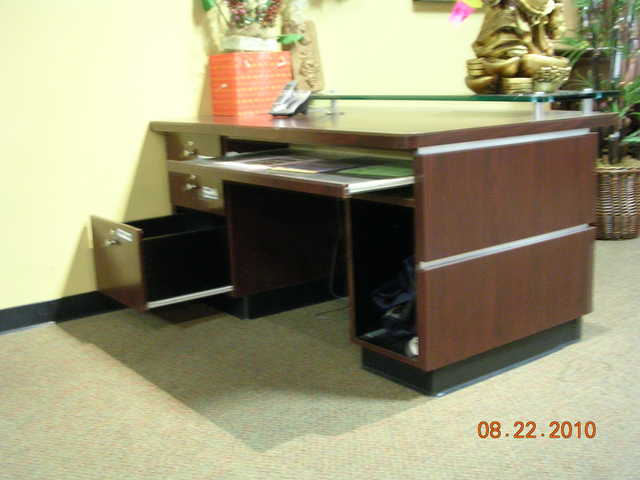 Small Front Office Desk