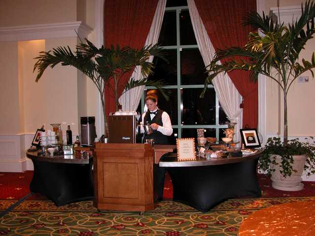 Mobile Espresso Bar Services For Events And Weddings