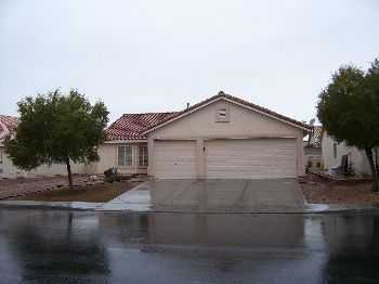 Single Story Home Near Nellis Afb