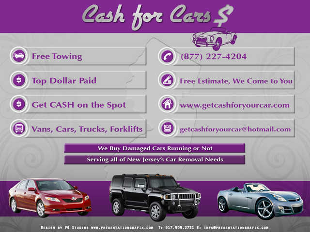 Get The Highest Cash Value For Your Used Car In Nj! (877) - Cash - 20