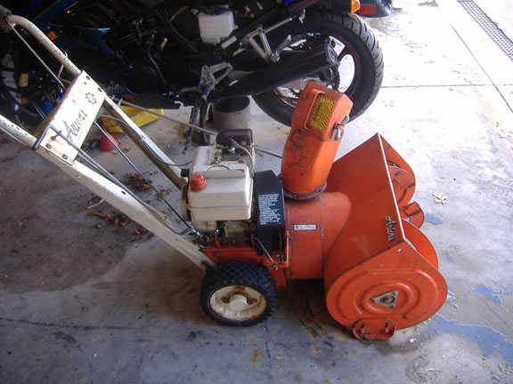 Snowblowers For Sale Ariens & Gilson Both Run Good