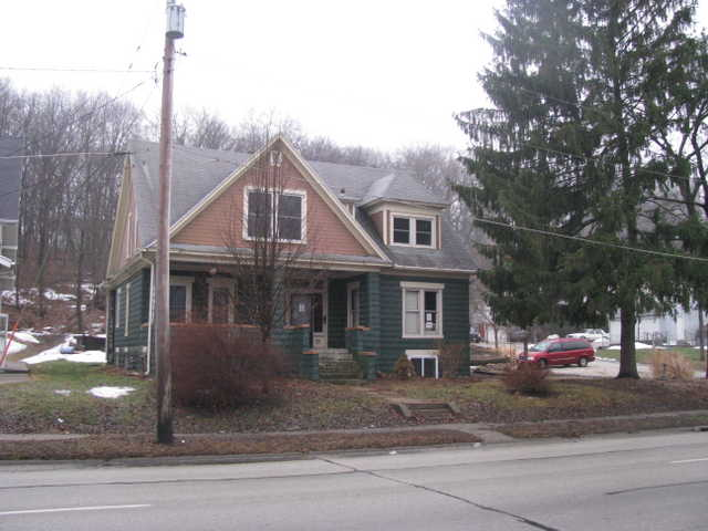 Spacious Victorian Style Home. Corner Property Located On 2 Lots
