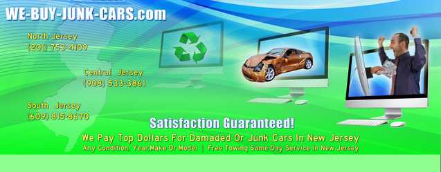 Sell Your Unwanted Damaged Car Without Hassle In Nj Today!