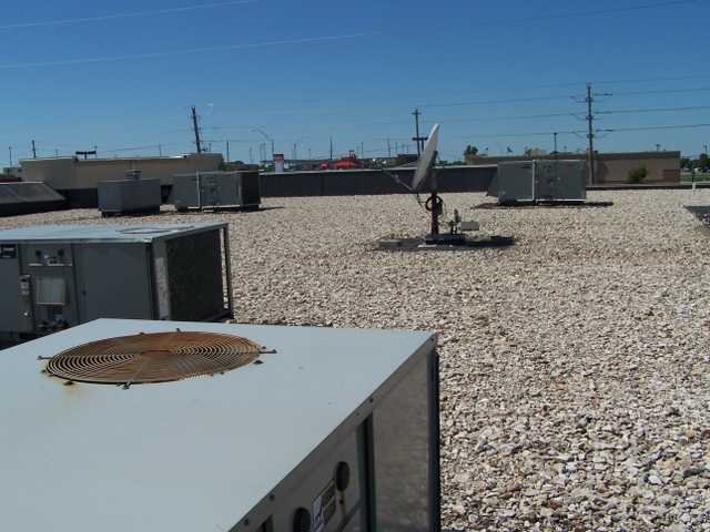 Commercial Roof Coatings (816) 289 - 3659