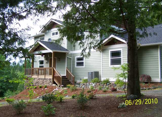 3br - Spectacular Custom Pacific Nw Home On Private 2.5 Acres Wit