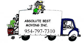 Plantation Florida Movers - Absolute Best Moving - 954 - 295 - 9149