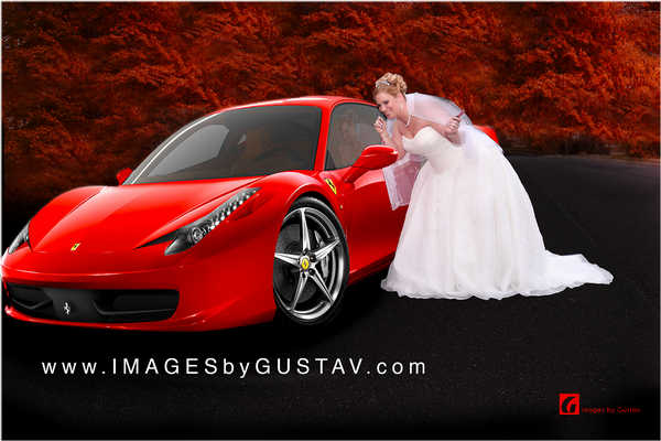Creative Wedding Photographer - Images By Gustav