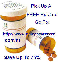 Free Rx Discount Card