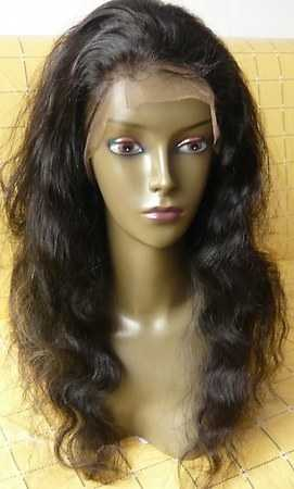 16 Inch Body Wave Full Lace Wig