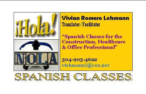Spanish For The Construction, Healthcare And Office Professional