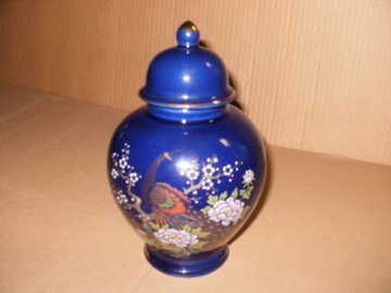 Ginger Jar From Japan