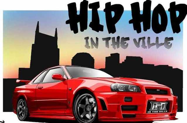 2nd Annual Hip Hop In The Ville Car Show
