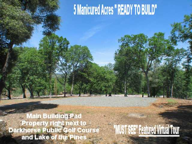 5 Acre Estate Residenial / Agricultural Land Read To Build