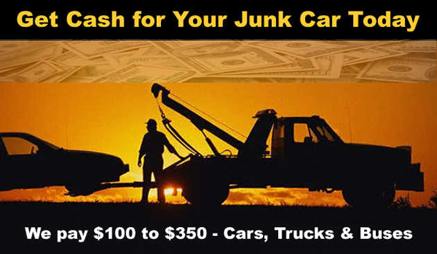 Junk Your Car For Cash Today! Call (888) - Nj Junk - 2