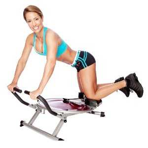 Ab Circle Pro Exercise Machine With Fitness Monitor