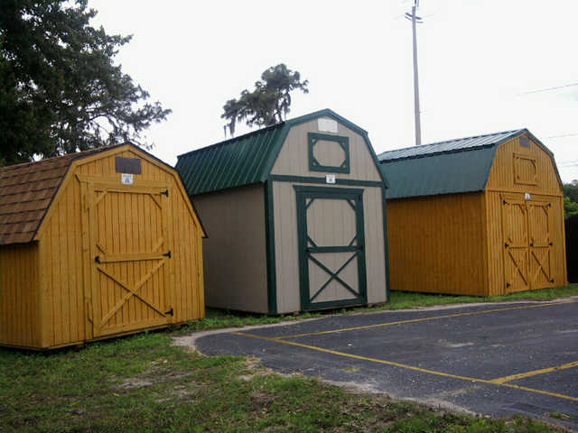 Weatherking Portable Buildings And Sheds