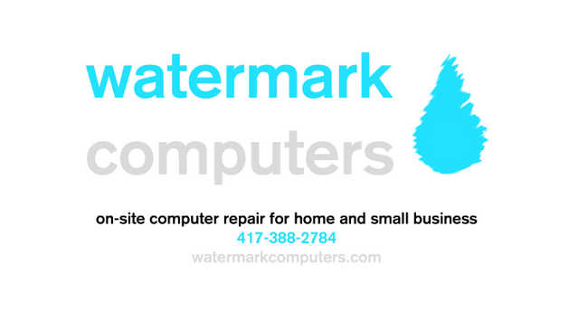 Watermark Computers - On - Site Computer Repair For Home & Business