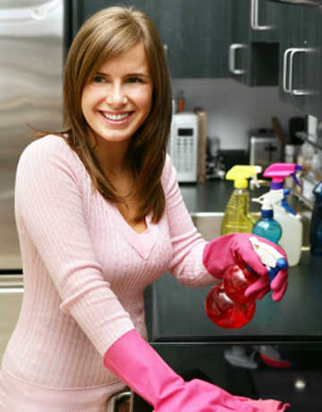 Cheap And Reliable House Cleaning / Maid Service
