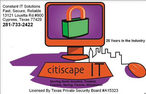 Houston It Consulting