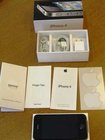 Buy 2 Get 1 Free, Original Apple Iphone 4g 32gb $280, Blackberry