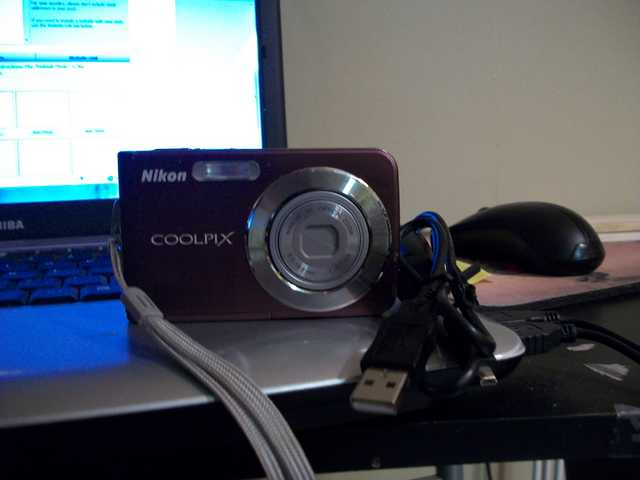 Like New Beautiful Nikkon Cool Pix