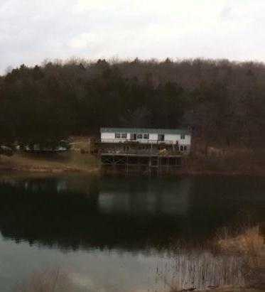 4 Acre Spring Fed Lake - 46 Acres